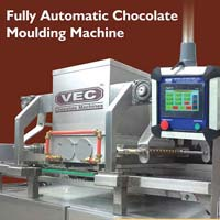 Fully Automatic Chocolate Moulding Machine