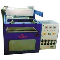 Semi Automatic Vacuum Forming Machine