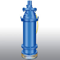 Submersible Fixed Dewatering Pump