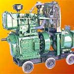 Diesel Generator Set 01