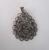 Metal Pendants 13