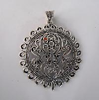 Metal Pendants 14