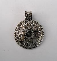 Metal Pendants 17