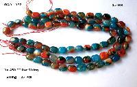 Onyx Nuggets Beads (KKAR- 037)