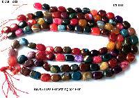 Onyx Nuggets Beads (KKAR- 053)