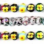 Chinese Eye Glass Beads Exporter