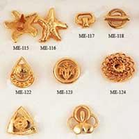 Metal Charm Beads