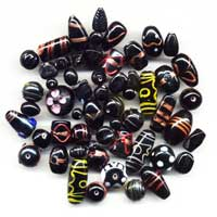 Semi Fancy Beads