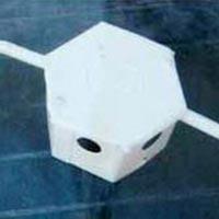 Powder Coated Conduit Fan Box