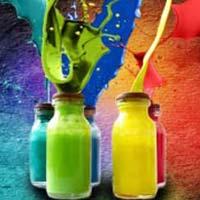 Solvent Dye Liquid