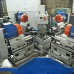 4 Way Quill Feed Drilling SPM