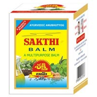 Sakthi Pain Relief Balm in Bottle