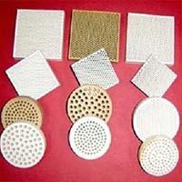 Ceramic Pressed Filters