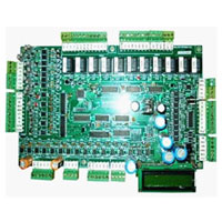Controller Card for NGLC -Single Speed up to G+7 with LCD