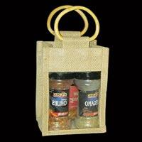 Jute Cosmetic Bag – 02