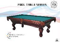 SBA - 013 Custom Design Pool Table