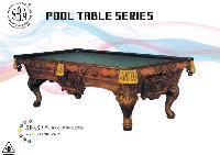 SBA - 014 Custom Design Pool Tables