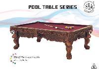 SBA - 015 Custom Design Pool Tables