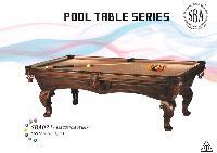 SBA - 021 Custom Design Pool Tables