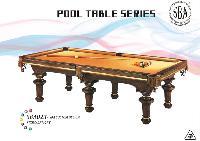 SBA - 023 Custom Design Pool Tables