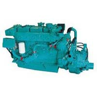 Marine Propulsion Engine