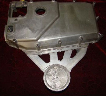 Gear Box Side Cover