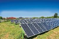 Solar Power Plant 02
