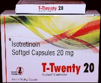 T-Twenty 20 Softgel Capsules