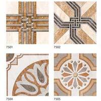 Digital Floor Tiles 396x396mm 06
