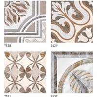 Digital Floor Tiles 396x396mm 07