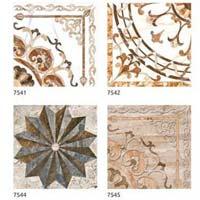 Digital Floor Tiles 396x396mm 08