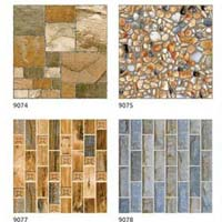 Digital Floor Tiles 396x396mm 10