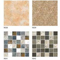 Digital Floor Tiles 396x396mm 11
