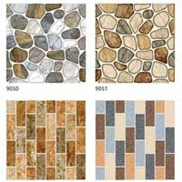 Digital Floor Tiles 396x396mm 12