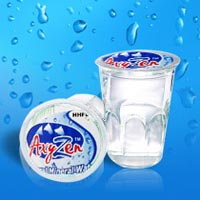 Axyzen Natural  Mineral Water Cup