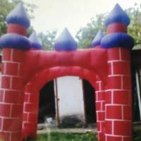Inflatable Gate
