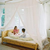 Anti Radiation Bed Canopies
