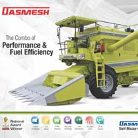 Dasmesh (9100) Maize Combine Harvester 01