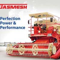 Dasmesh (9100) Self Propelled Combine Harvester