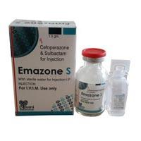 Cefoperazone Salbactam Injections