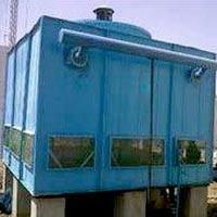 Rectangular FRP Cooling Tower