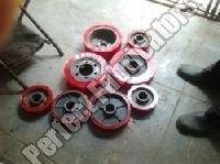 Polyurethane Trolley Wheels