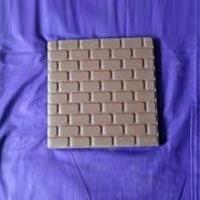 Brick Type Chequered Tile