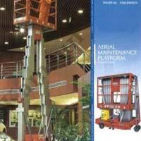 Aerial Maintenance Platform (Double Mast)