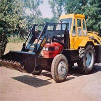 Chassis Type Truck Loader