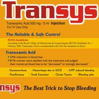 Tranexamic Acid Injection