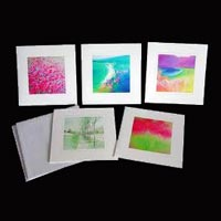 Art Paper Cards