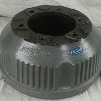Rear Brake Drum 709 EX Burfi