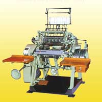 Thread Book Sewing Machine (TIC 2000)