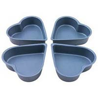 Heart Shaped Cake Moulds